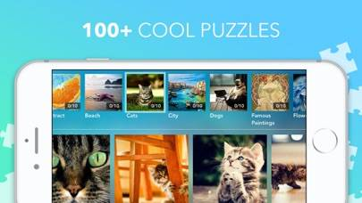 Jigsaw Puzzles : 500 plus pieces
