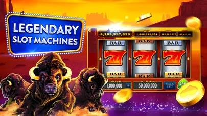Heart of Vegas: Play Free Casino Slots