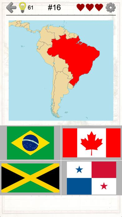 American and Caribbean Countries