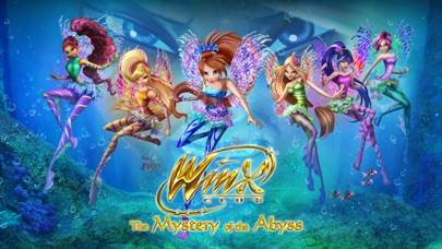 Winx Club: Mystery of the Abyss