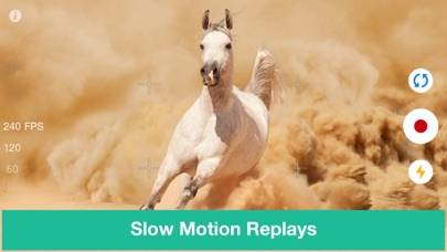 ReplayCam - Slow Motion Replay Video Camera