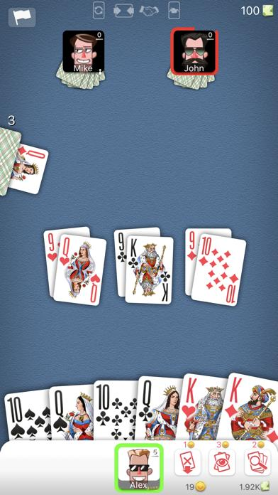 Durak Online card game