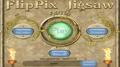 FlipPix Jigsaw Walkthrough (iOS)