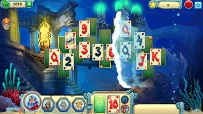 Solitaire Atlantis