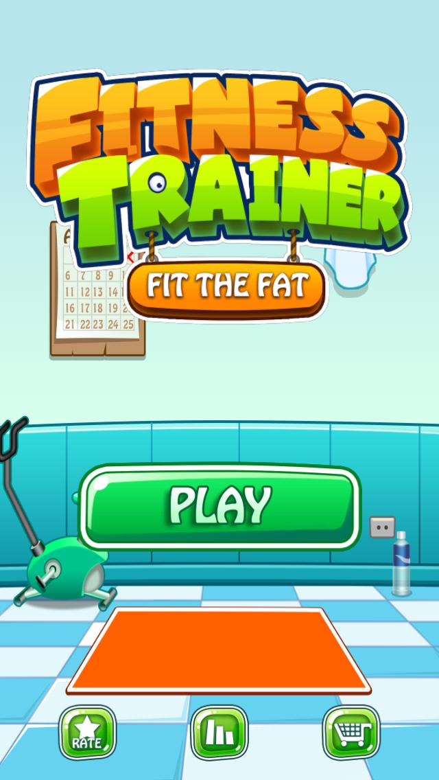 Fitness Trainer-Fit the fat
