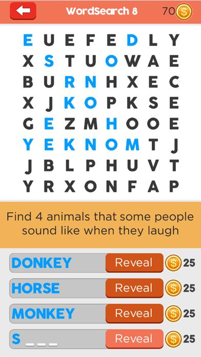 Word Search Sr. - Puzzles for Everyone