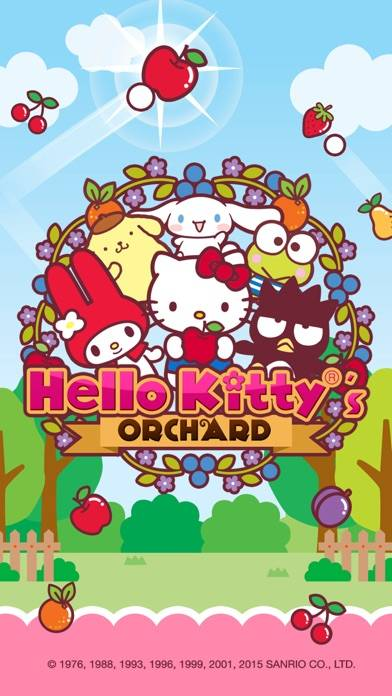 Hello Kitty Orchard!