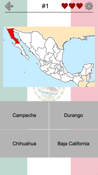 Mexican States Walkthrough (iOS)