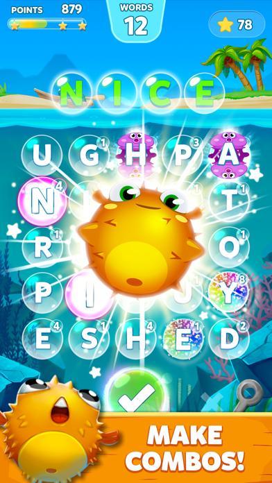 Bubble Words - Letter Splash