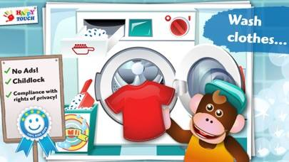 All Kids CanDo the Laundry! By Happy-Touch