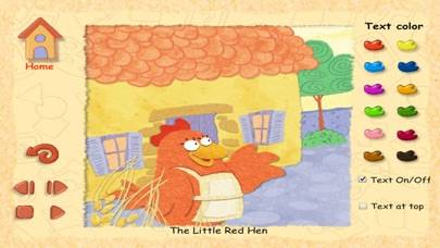 The Little Red Hen Interactive Walkthrough (iOS)