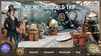 Around The World in 80 Days - Hidden Objects