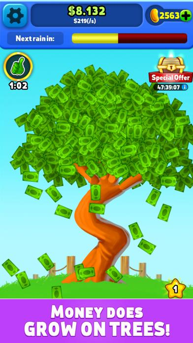 Money Tree - Clicker Game for Treellionaires