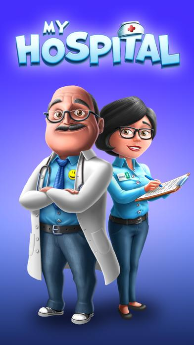 My Hospital Walkthrough (iOS)