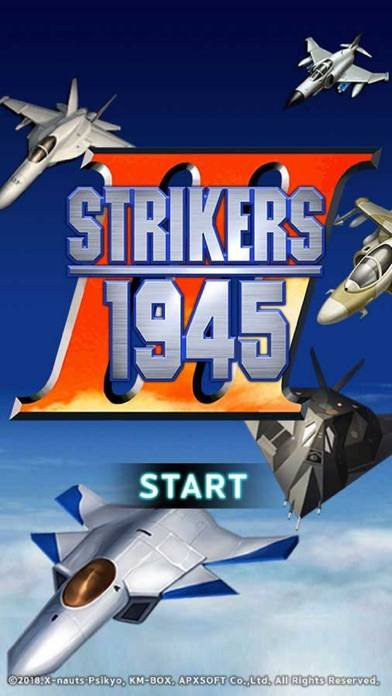 STRIKERS 1945-3 Walkthrough (iOS)