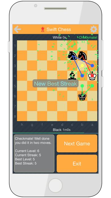 Swift Chess: Endgame Puzzles