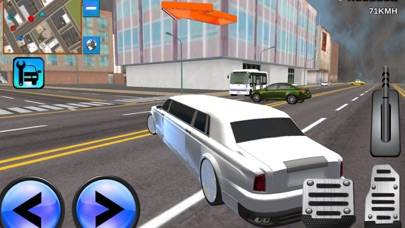 Limo Driving 3D Simulator