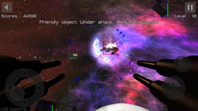 Gunner : Free Space Defender