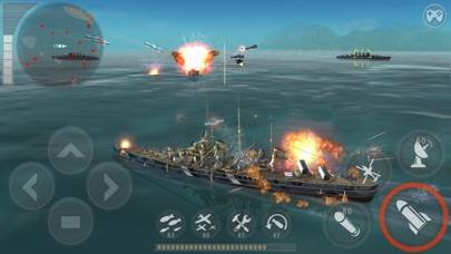WARSHIP BATTLE:3D World War II