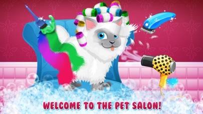 Sunnyville Fluffy Salon - Pet Makeover
