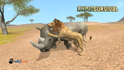 Rhino Survival Simulator