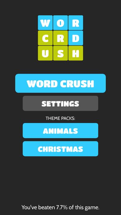 Word Crush - Word Search Brain Puzzles