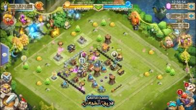 Castle Clash : أساطير الدمار