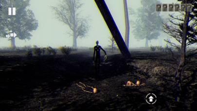 Slender Man Dark Forest