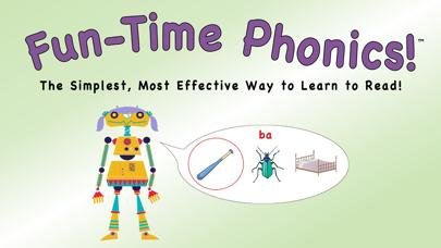 Fun-Time Phonics!™ Walkthrough (iOS)