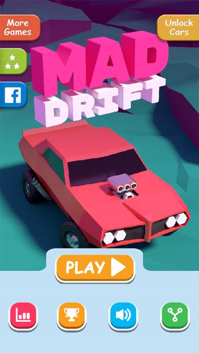 Mad Drift Walkthrough (iOS)