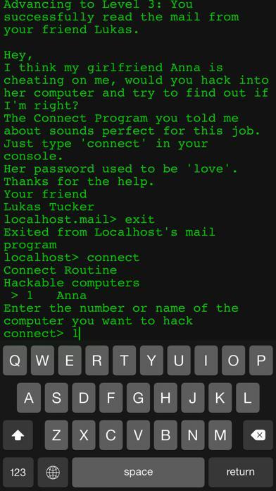 Hacker's Quest