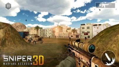 Sniper Warrior 3D: Desert Warfare