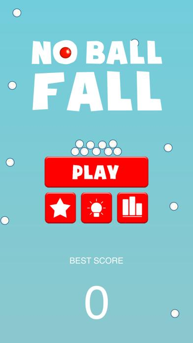 No ball fall Walkthrough (iOS)