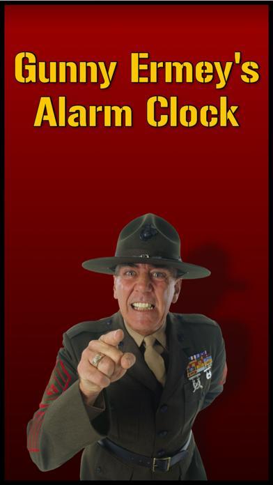 Gunny Ermey's Alarm Clock