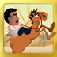 Camel Ride Icon