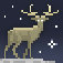 The Deer God Icon