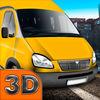 Russian Minibus Simulator 3D Full Icon