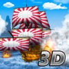 Sea Warship Battle 3D Icon