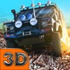 Offroad SUV Driving Simulator 3D Icon