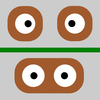 Two Eyes Icon
