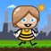 Run and Fly Bee Girl Pro