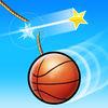 Basket Fall  Endless Dunking Sim