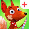 Books App Little Fox Animal Doctor Now Available On The App Store