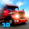 Cargo Truck Driving Simulator 3D Full Icon