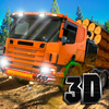 Timber Truck Driving Simulator 3D Full Icon