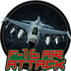 F16 Air Attack Gunship 3D Review iOS