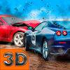 Destruction Derby Race 3D Full Icon