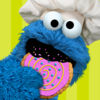 Sesame Street Alphabet Kitchen Icon