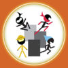 Jumping Hero Free Icon