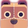 Puzzle Bear Icon